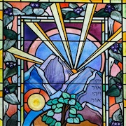 Creation Stained Glass